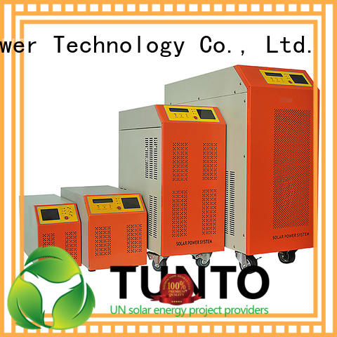 solar power inverter price for street lights Tunto