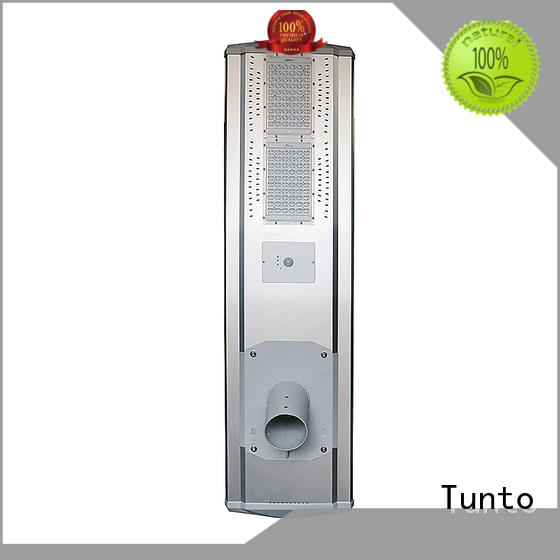 integrated solar led street light integrated Bulk Buy solar Tunto