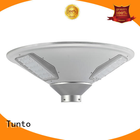 Tunto 20w solar garden lamps inquire now for street lights