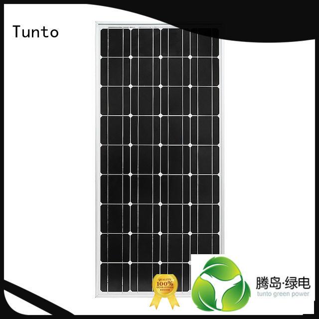 Tunto Brand panel discount solar panels panel supplier