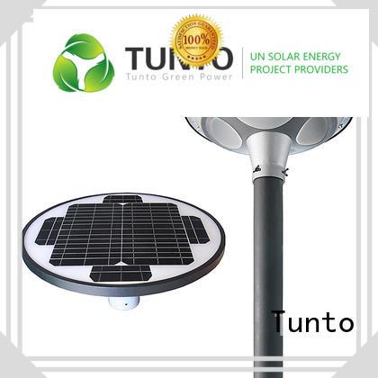 remote solar panel garden lights design for garden