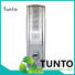 Tunto 60w solar panel outdoor lights personalized for parking lot