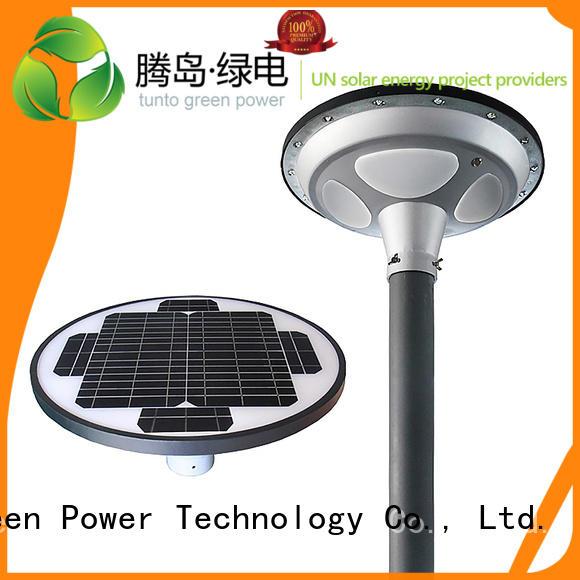 solar plaza light sensor Bulk Buy outdoor Tunto
