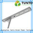Tunto solar street light price list factory price for outdoor