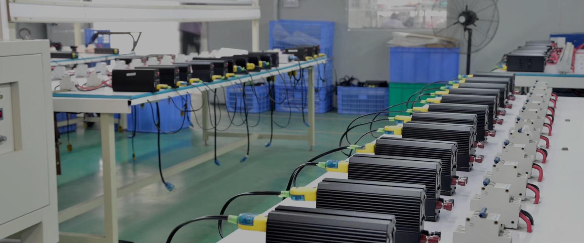 solar inverter factory
