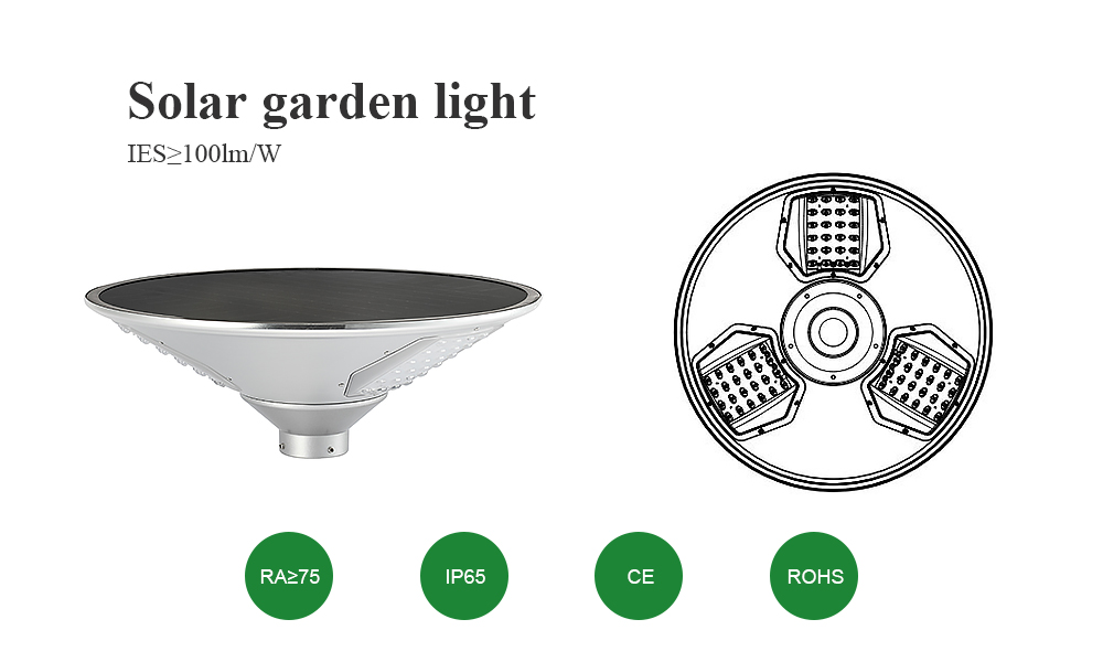 Tunto remote decorative solar garden lights design for outdoor-1