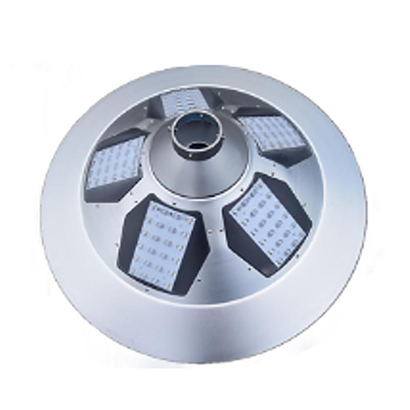 30W Solar Plaza light with sensor |high quality aluminum material –T2-J30