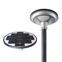15W Outdoor Solar Intelligent Garden Light with unique design –T2-UFP15W