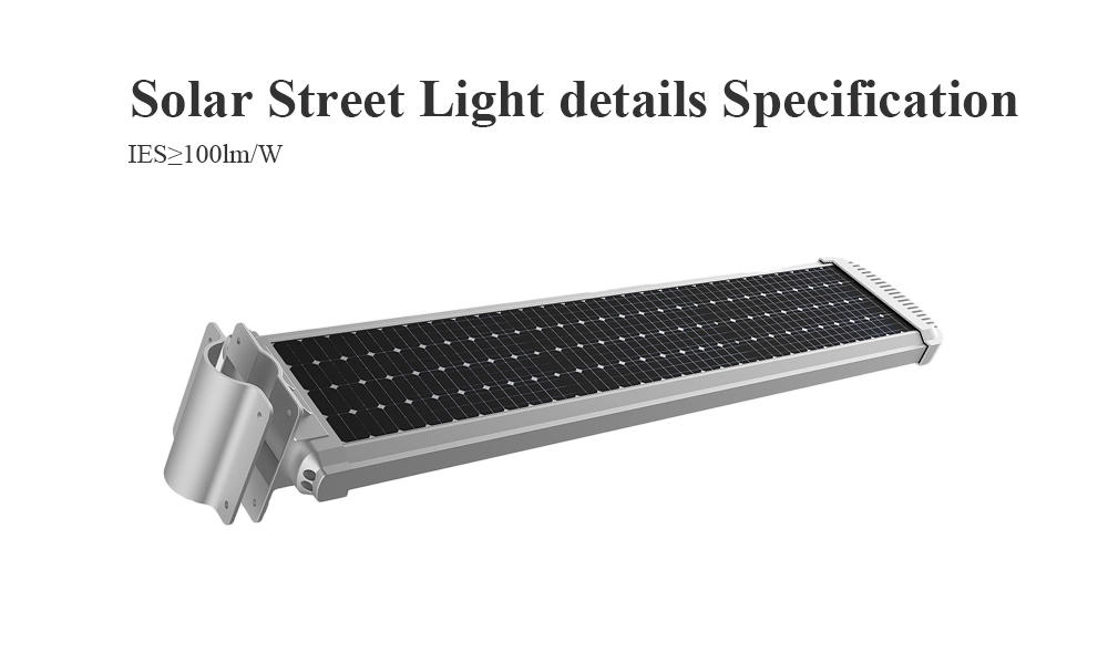 Tunto energy saving smart solar street light series for outdoor