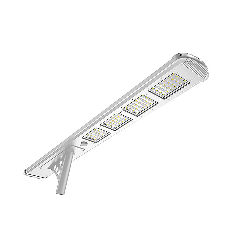 80W Energy Saving Waterproof Outdoor Integrated Led Street Light T2-GT80