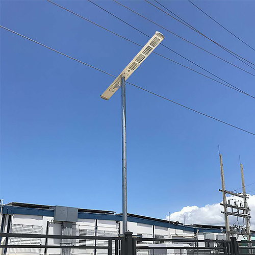 cool commercial solar street lights factory price for plaza-5