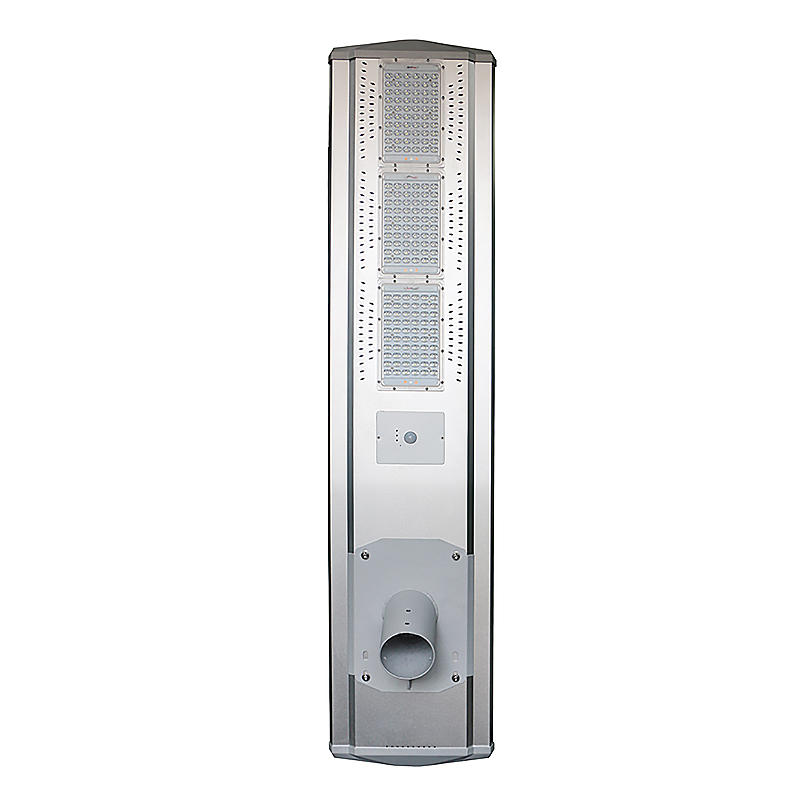 All in one solar integrated LED Street Light PIR Motion Sensor T2-DM860