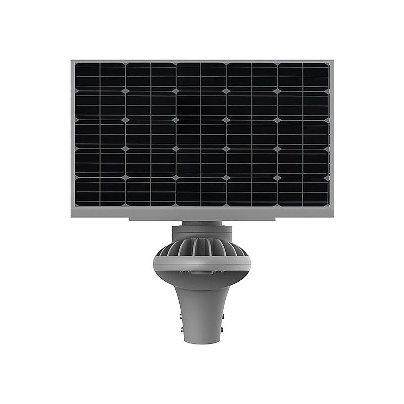 Energy Saving Cool Warm All In One Solar Street Light 30W T2-HN03