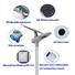 all powered solar powered street lights power Tunto Brand company