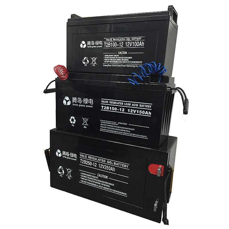 Solar Lead-acid/Gel batteries