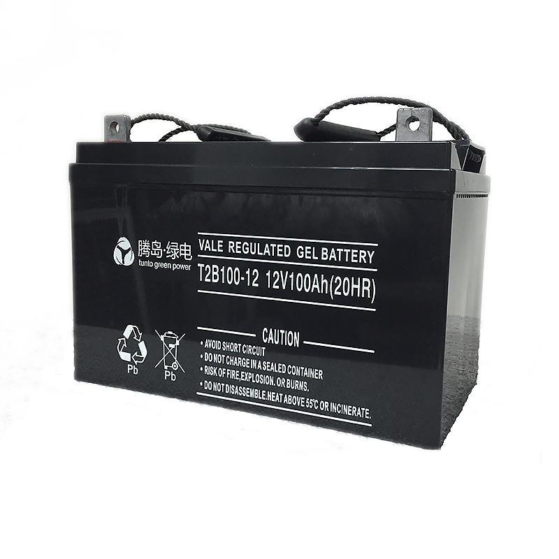 Solar Lead-acid/Gel batteries