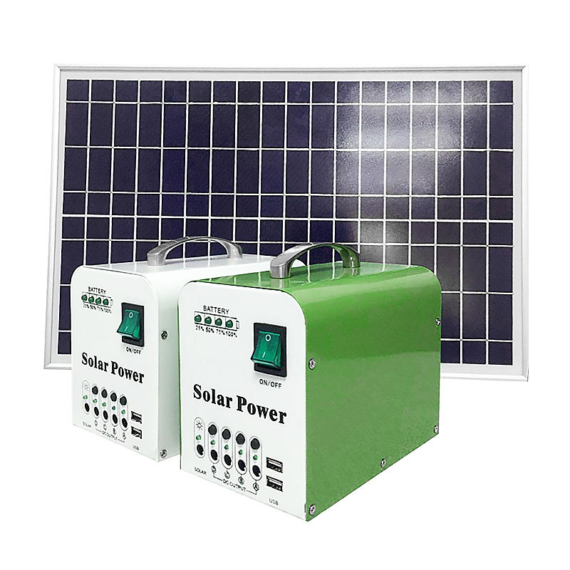 10W mini potable Solar system