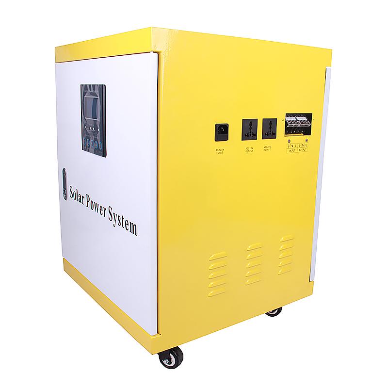 Tunto portable best solar generator manufacturer for outdoor-1