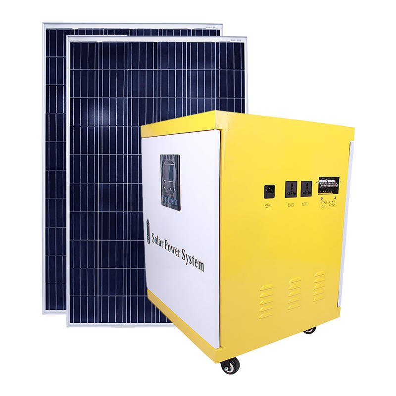 3000W off grid Solar system