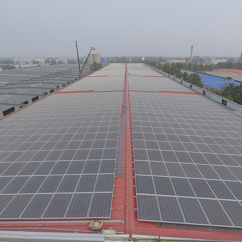Solar generator system used in homes, agriculture and other Poverty alleviation projects