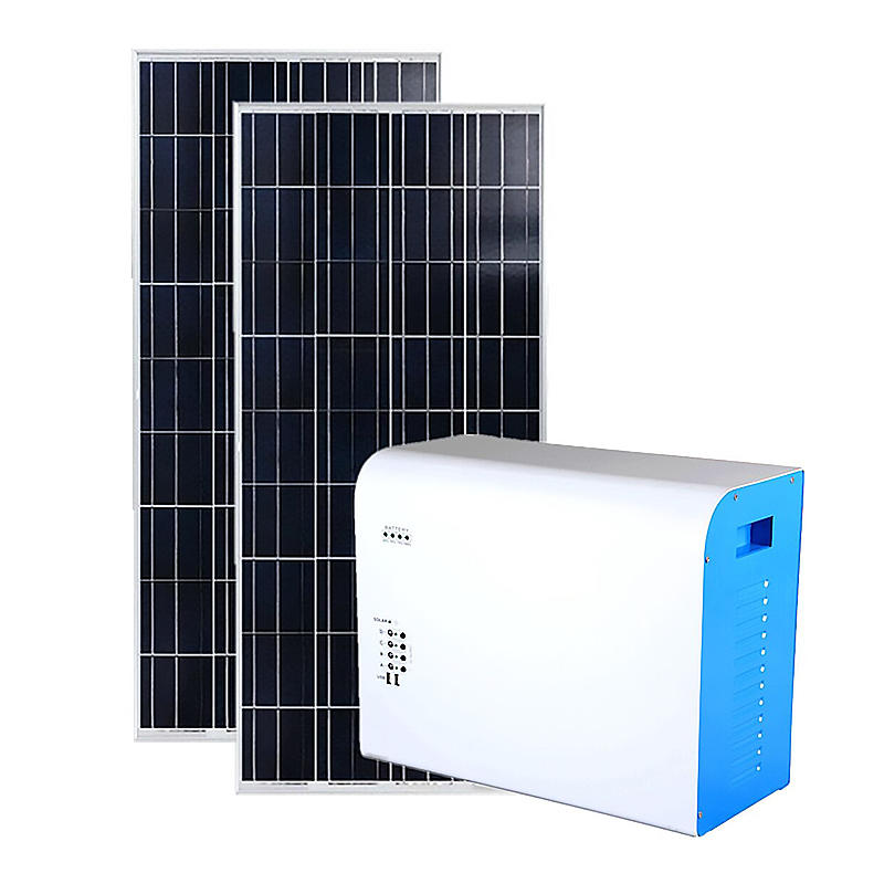 500W off grid potable Solar system