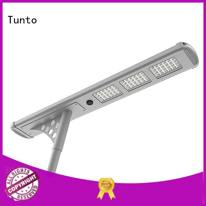 Tunto 30w outdoor solar spot lights wholesale for road