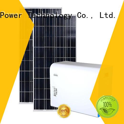 Tunto Brand off system led street light solar system mini supplier