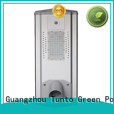 Tunto 30w solar parking lot lights wholesale for parking lot