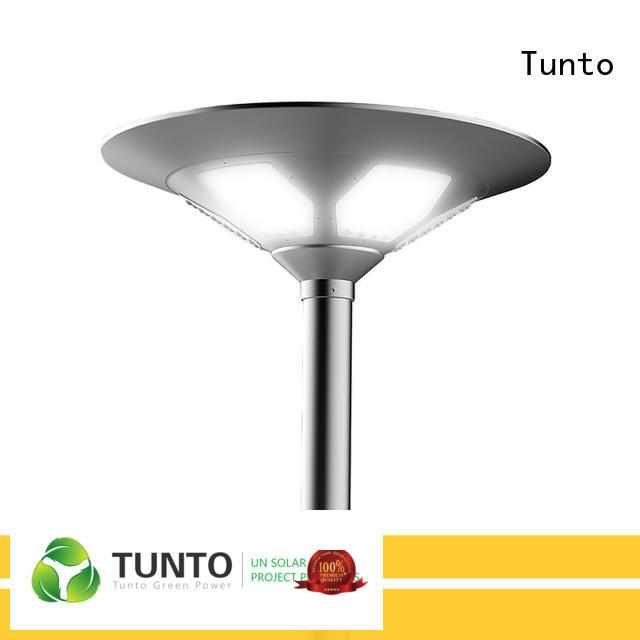 round bright solar garden lights with good price for garden