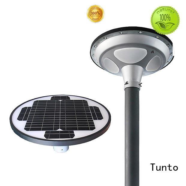 led outdoor design Tunto Brand bright solar garden lights
