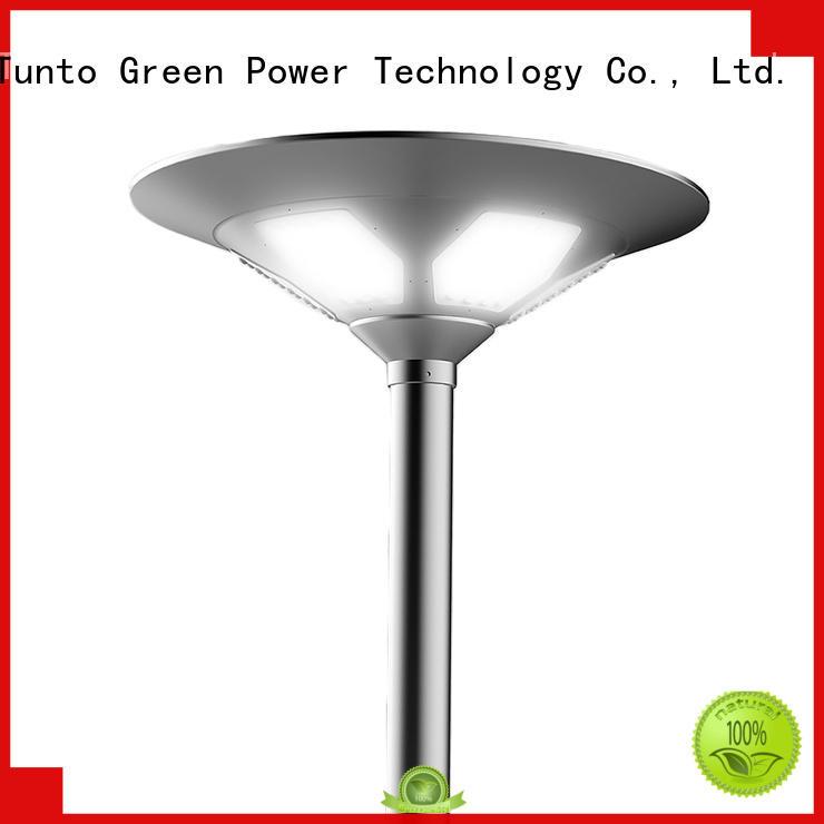 Tunto decorative solar garden lights with good price for outdoor