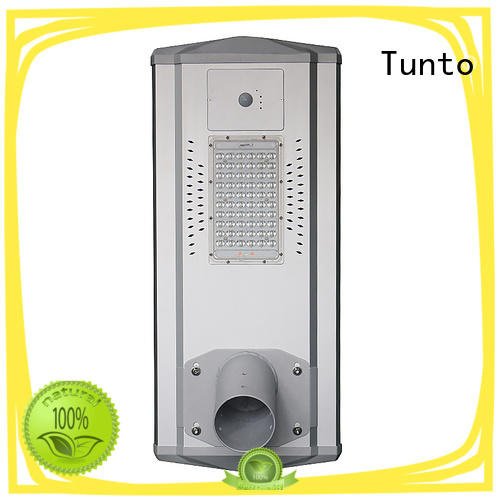 Tunto 50w solar tree lights outdoor wholesale for parking lot