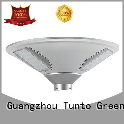 Tunto decorative solar garden lights with good price for street lights