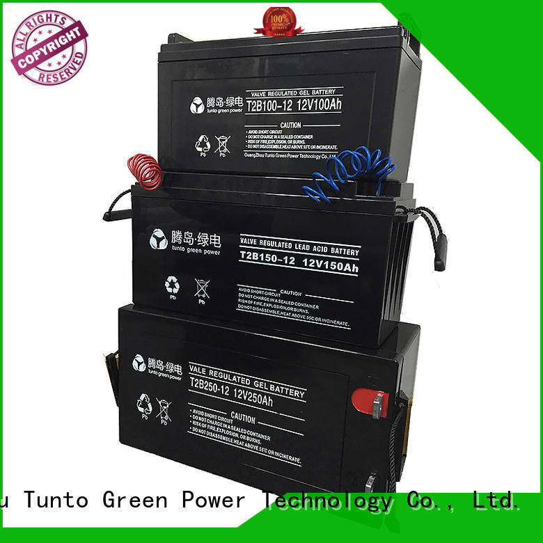 Tunto double vented off grid solar power systems with good price for wind power generation