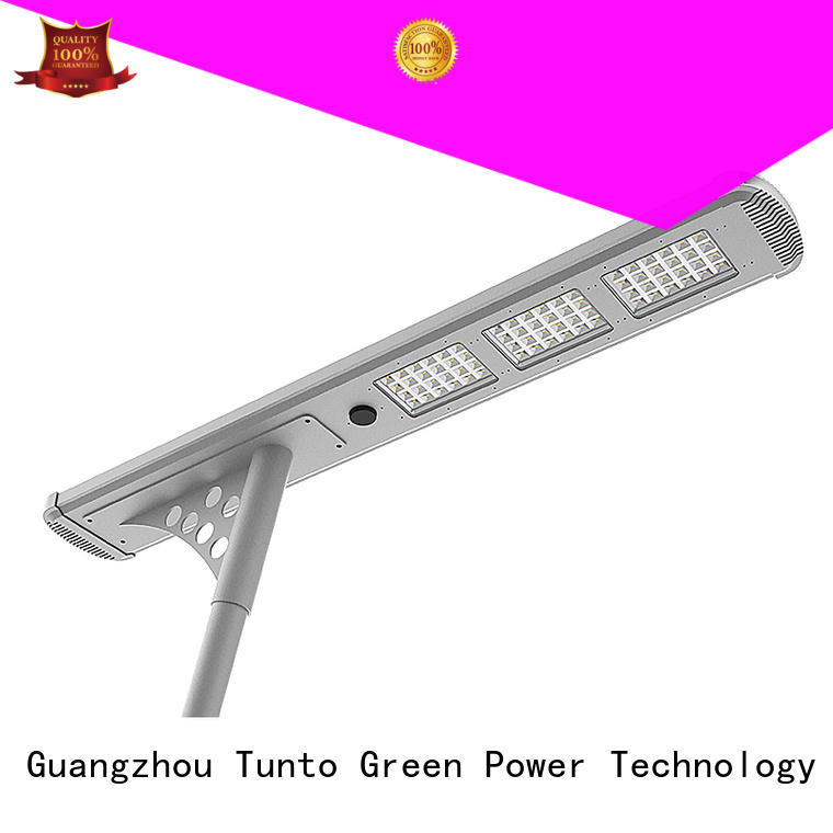 Tunto parking lot solar panels factory price for plaza