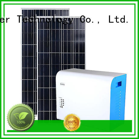 Tunto 8000w best solar generator from China for plaza