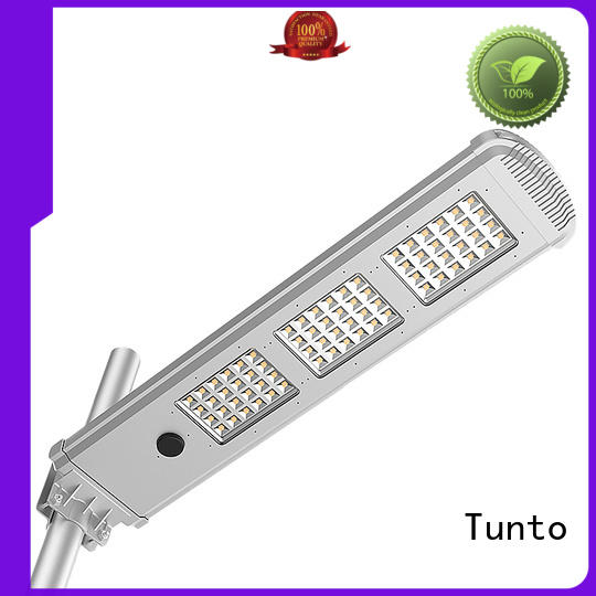 30W Intelligent Lighting Control System Integrated street light T2-GT30