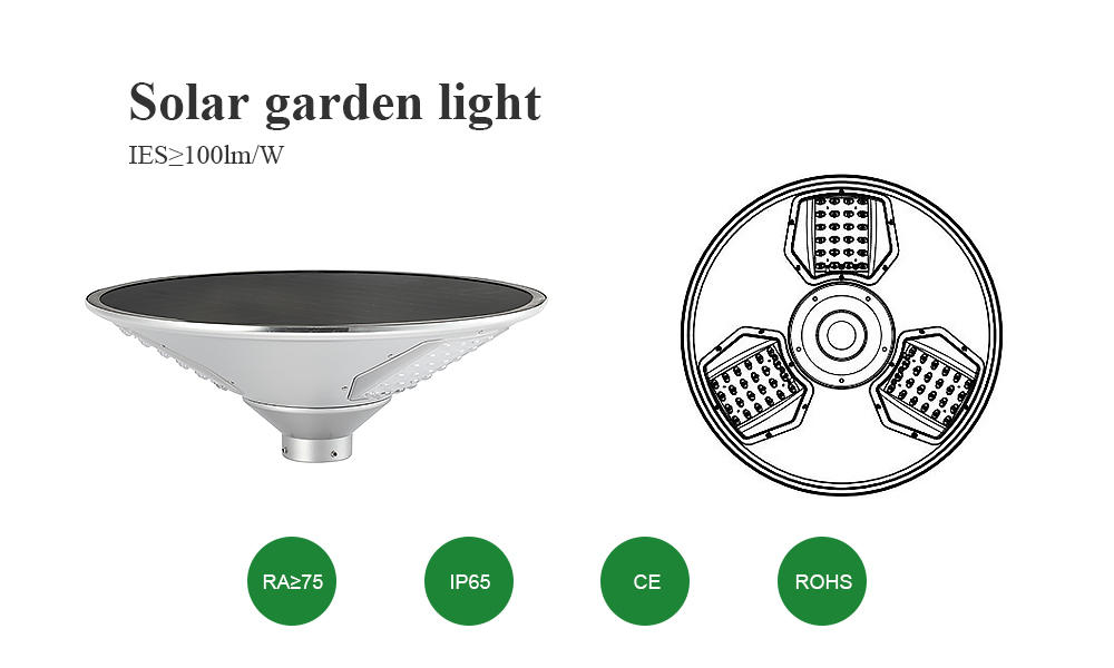high quality solar garden lights factory for street lights-1