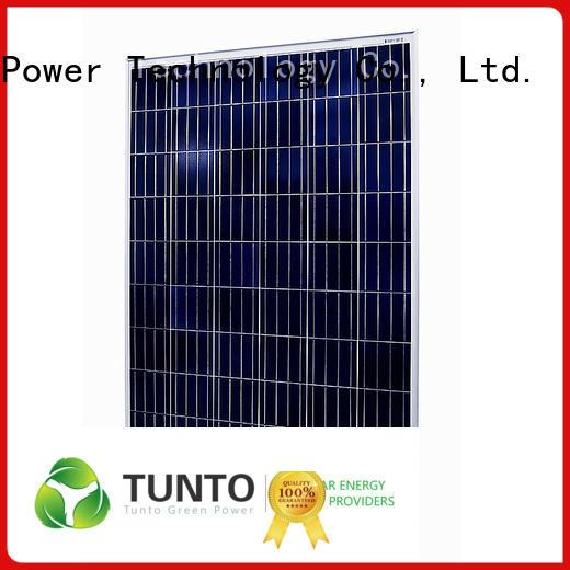 100w polycrystalline solar panel factory price for farm