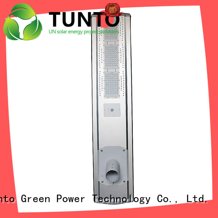quality solar parking lights outdoor 60w for road Tunto
