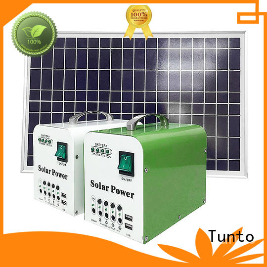 led street light solar system portable polycrystalline solar panel potable company