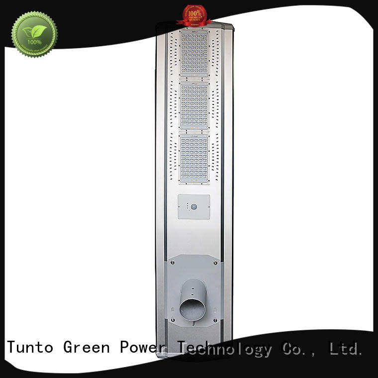 Tunto 60w solar street lamp wholesale for road
