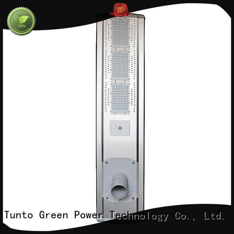 Tunto 60w solar street lamp wholesale for road