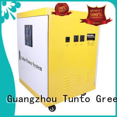 Tunto Brand hybrid solar inverter custom solar panel power inverter