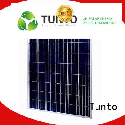 crystalline module panel Tunto Brand polycrystalline solar panel
