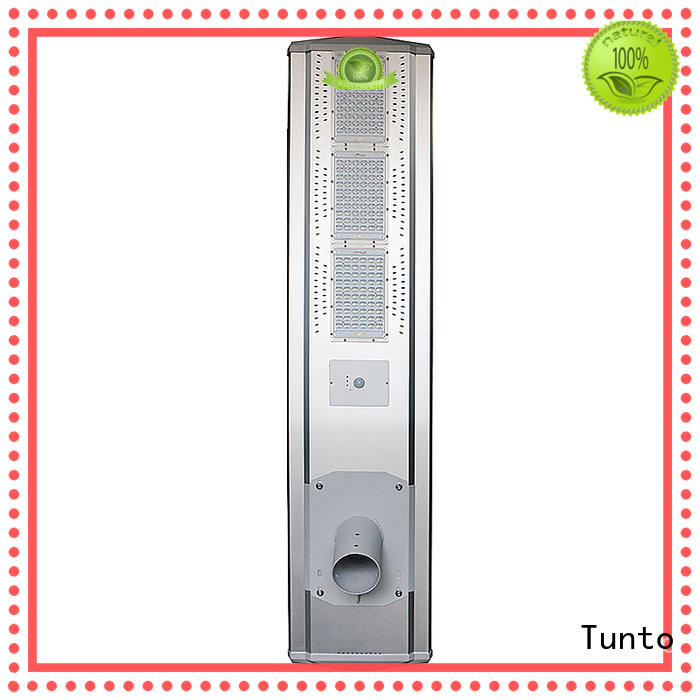 Tunto solar powered yard lights wholesale for outdoor