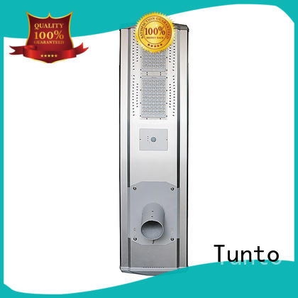 30w solar powered led street lights personalized for plaza