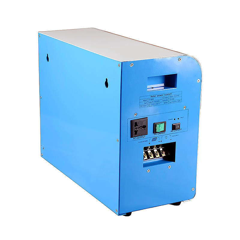 mini solar powered generators for sale from China for outdoor Tunto-1