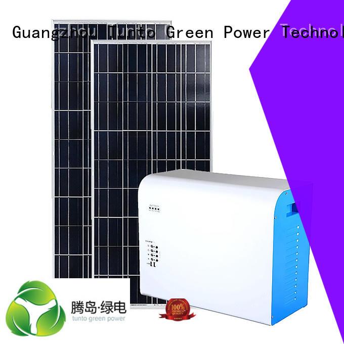 panel polycrystalline solar panel monocrystalline Tunto company