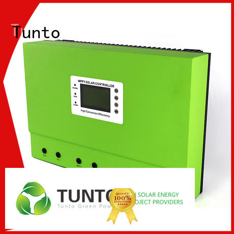 perfect protection solar system controller fast charging for home Tunto